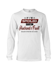 IT'S MY HUSBAND'S FAULT-PCC Long Sleeve Tee tile