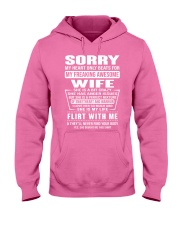 MY FREAKING AWESOME WIFE- version Hooded Sweatshirt thumbnail