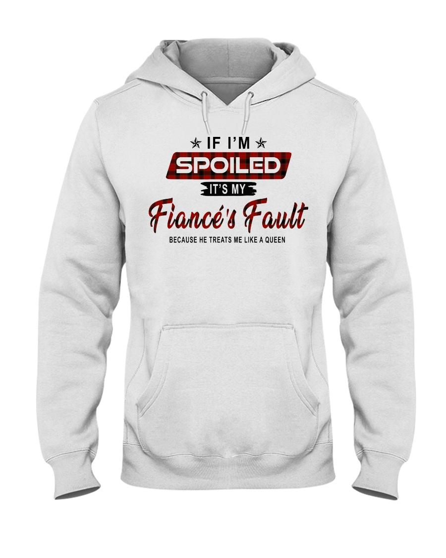 IT'S MY FIANCE'S FAULT-PCC Hooded Sweatshirt