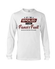 IT'S MY FIANCE'S FAULT-PCC Long Sleeve Tee thumbnail