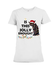 CATS IS THIS JOLLY ENOUGH Premium Fit Ladies Tee thumbnail