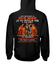 Limited version - Old man Hooded Sweatshirt thumbnail