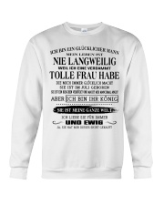 tolle Frau 07 Crewneck Sweatshirt thumbnail