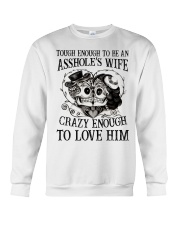TO LOVE HIM - version Crewneck Sweatshirt thumbnail