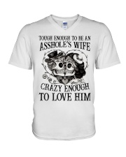 TO LOVE HIM - version V-Neck T-Shirt thumbnail