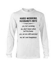 HARD WORKING version Long Sleeve Tee thumbnail
