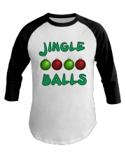 MERRY CHRISTMAS Baseball Tee tile