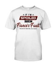 IT'S MY FIANCE'S FAULT-PCC Classic T-Shirt thumbnail