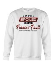 IT'S MY FIANCE'S FAULT-PCC Crewneck Sweatshirt thumbnail