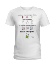 Limited Version Prints  Ladies T-Shirt thumbnail