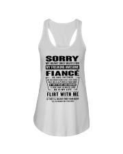FIANCE - TT Ladies Flowy Tank thumbnail
