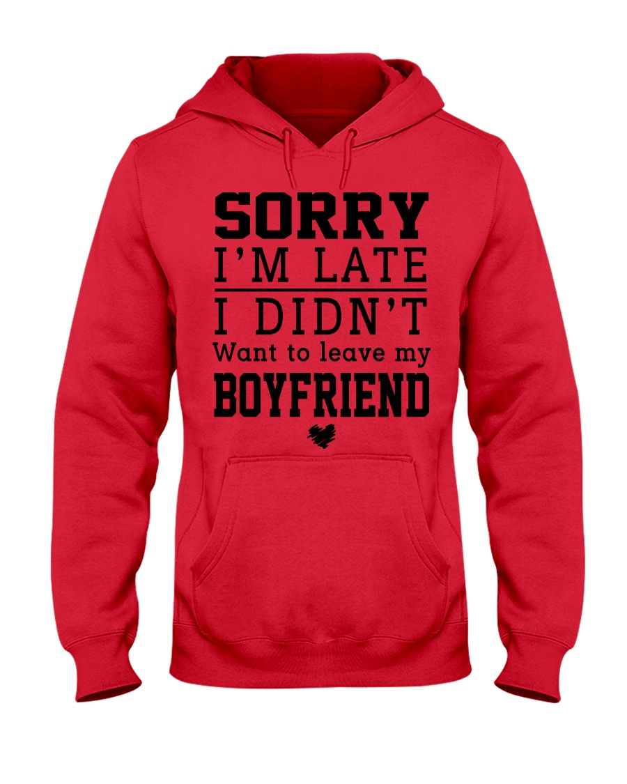 BOYFRIEND AND GIRLFRIEND Hooded Sweatshirt