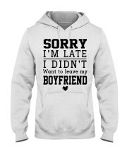 BOYFRIEND AND GIRLFRIEND Hooded Sweatshirt thumbnail