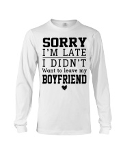 BOYFRIEND AND GIRLFRIEND Long Sleeve Tee thumbnail