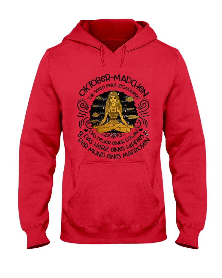10-MANCHEN Hooded Sweatshirt