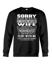 WIFE - TT Crewneck Sweatshirt thumbnail