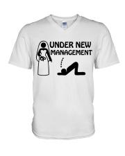 MANAGEMENT V-Neck T-Shirt thumbnail
