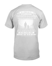 I'M A PROUD DAD OF A STUBBORN DAUGHTER Premium Fit Mens Tee thumbnail
