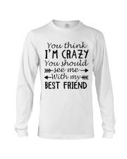 BEST FRIEND Long Sleeve Tee thumbnail