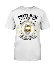CRAZY MOM - TATTOOS Classic T-Shirt thumbnail