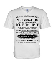 tolle Frau 12 V-Neck T-Shirt tile