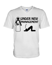 MANAGEMENT version V-Neck T-Shirt tile