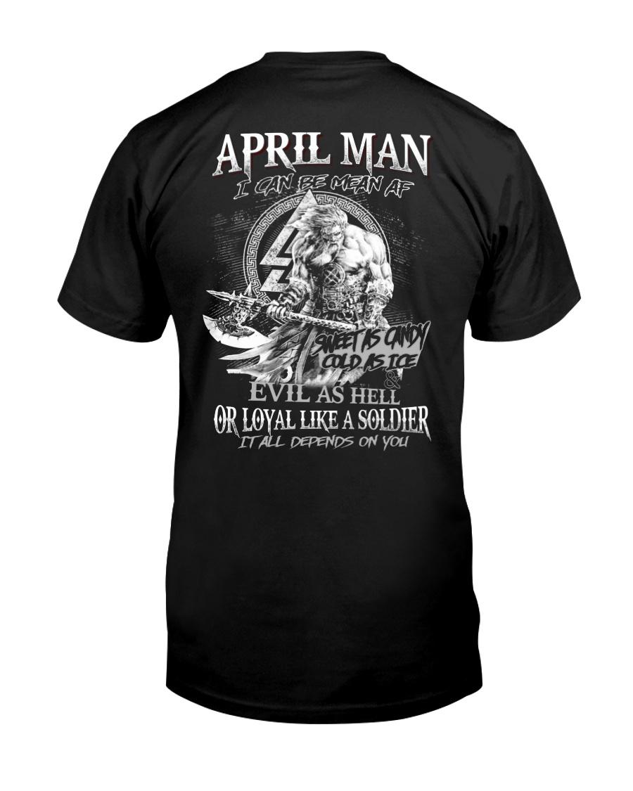 BOOM -  MAN 4 Classic T-Shirt