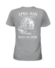BOOM -  MAN 4 Ladies T-Shirt thumbnail