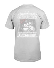 I'M THE LUCKIST DEVIL IN HELL Premium Fit Mens Tee thumbnail