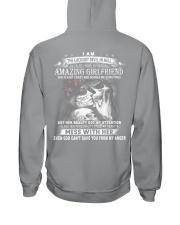 I'M THE LUCKIST DEVIL IN HELL Hooded Sweatshirt thumbnail