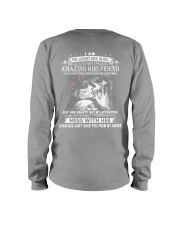 I'M THE LUCKIST DEVIL IN HELL Long Sleeve Tee thumbnail