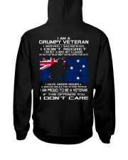 Limited Edition Prints - Veteran Australia Hooded Sweatshirt thumbnail