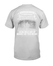 GOD BLESSED ME WITH AN ANGLE - MY AWESOME DAUGHTER Premium Fit Mens Tee thumbnail