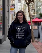 CRAZY SON Hooded Sweatshirt lifestyle-unisex-hoodie-front-2