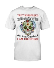I AM THE STORM Classic T-Shirt tile