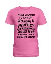 BOUND EDITION - 1 DAY Ladies T-Shirt thumbnail