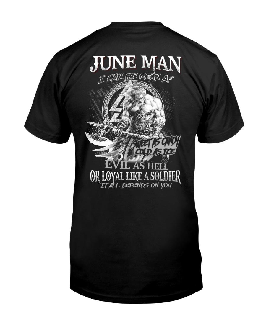 BOOM -  MAN 6 Classic T-Shirt