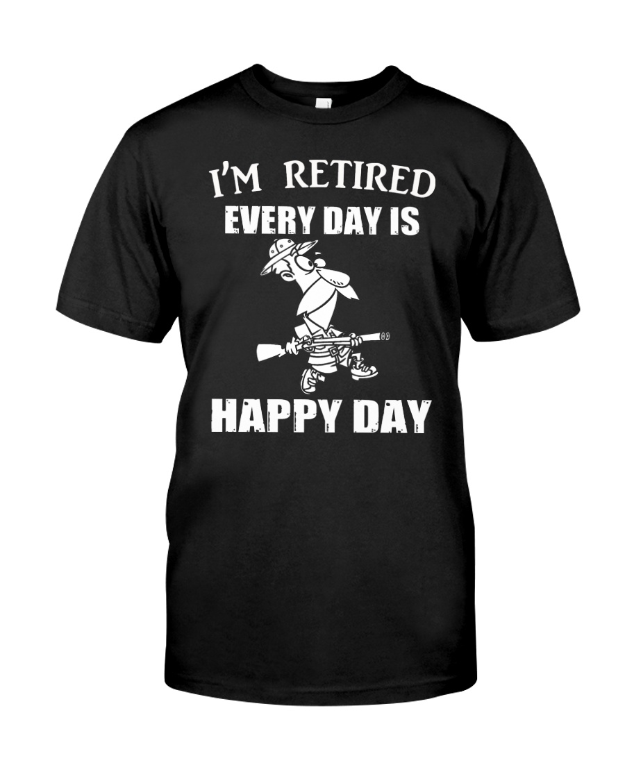 Limited version - Retired Premium Fit Mens Tee