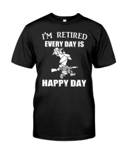 Limited version - Retired Premium Fit Mens Tee front