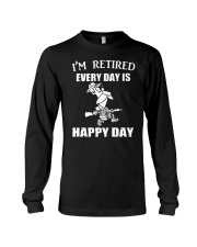 Limited version - Retired Long Sleeve Tee thumbnail