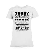 FIANCE - NOTT Premium Fit Ladies Tee thumbnail