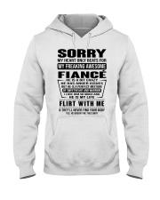 FIANCE - NOTT Hooded Sweatshirt front