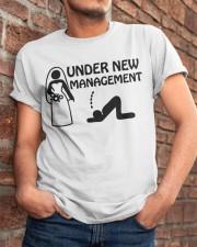 MANAGEMENT Classic T-Shirt apparel-classic-tshirt-lifestyle-26