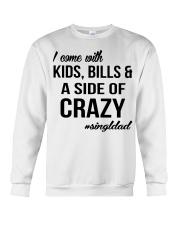 Limited Edition Prints - Single Dad Crewneck Sweatshirt thumbnail