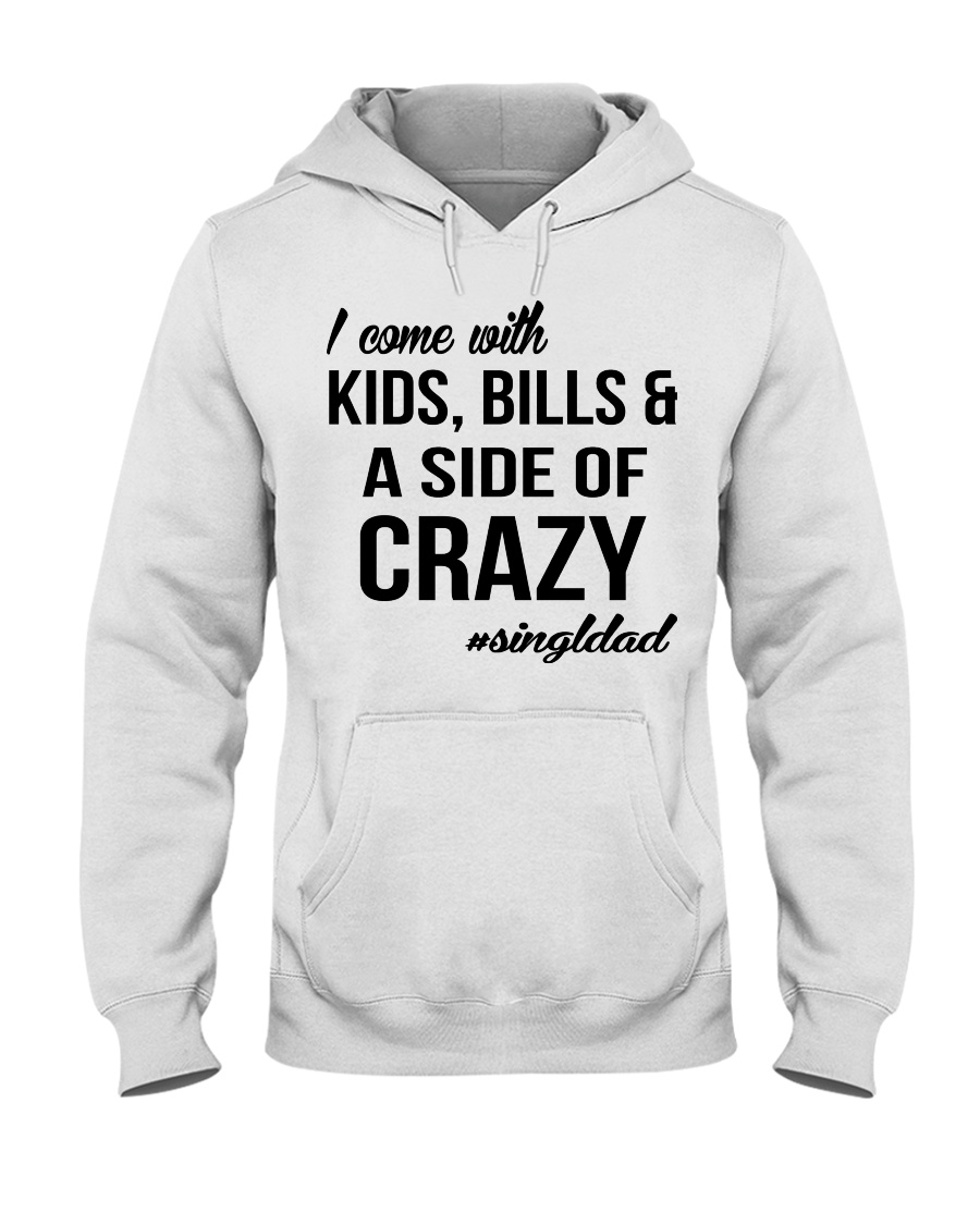 Limited Edition Prints - Single Dad Hooded Sweatshirt