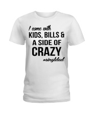 Limited Edition Prints - Single Dad Ladies T-Shirt thumbnail