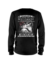 SEXY FIANCEE 10 Long Sleeve Tee thumbnail