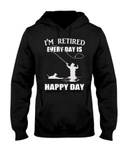 Limited Version - Retired Hooded Sweatshirt front
