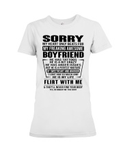 SORRRY-BOYFRIEND-TATTOOS Premium Fit Ladies Tee thumbnail