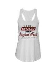 IT'S MY BOYFRIEND'S FAULT-PCC Ladies Flowy Tank thumbnail
